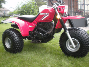 GREAT LITTLE  250 SX HONDA 3 WHEELER