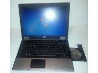 Unbelievable hp laptop with this price / cpu intel 2.26 core2dou / hard 250 /brand new battery