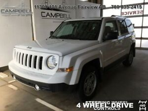 2017 Jeep Patriot Sport  -  Aux Jack - Low Mileage