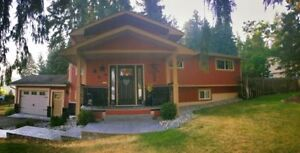 3232 Upper  McLeod Rd- Beautiful Home in Armstrong, BC