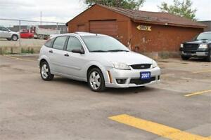 2007 Ford Focus SES LTHR SUNRF|Certified|E-Tested|2 Year W