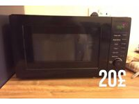 Microwave oven. Perfect state