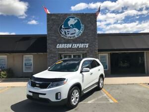 2014 Kia Sorento LOOK EX AWD WITH PANOROOF! FINANCING AVAILABLE!