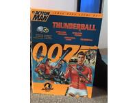 James Bond thunderball action man