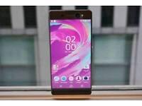 Xperia xa ultra 6 inch phone