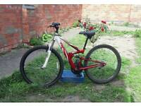 QUICK SALE X2 MOUNTAIN BIKE ADULTS MUST GO TODAY