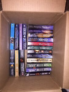 Star Trek Starcraft Halo Ender Novels