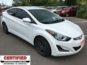 2015 Hyundai Elantra GL ** BACKUP CAM, CRUISE, BLUETOOTH **