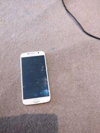 Samsung Galaxy S6 phones.