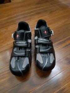 Ladies road bike shoe