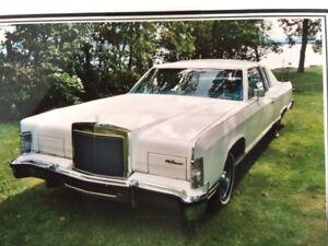Lincoln Town car 1979