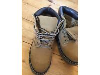 Timberland style boots size 6