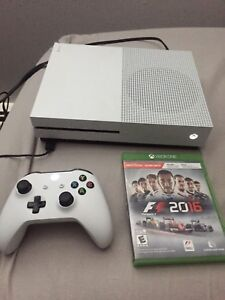 Xbox One S. Only a month old.