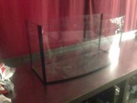 Large Glass Fish Tank PICK UP BY THURS 20TH JULY in E8