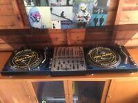 Complete DJ Set Up
