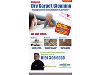 Zero Dry Time Durham - Dry carpet, upholstery & hard floor cleaning specialists