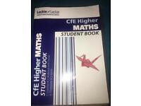 CfE Higher Maths textbook