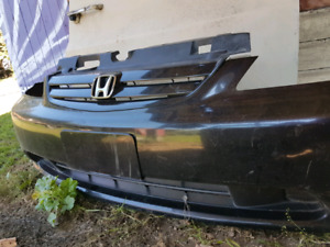 05 Honda Accord bumper