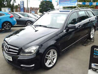 Mercedes-Benz C250 CDI AMG Sport Edition Auto [Premium] (HALF LEATHER+SAT NAV)