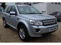 2010 Land Rover Freelander Sd4 Gs 2.2 F/S/H 98K 6 SPEED AUTOMATIC 4 WHEEL DRIVE