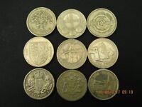 Collectable £1 Coins