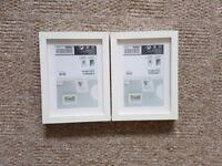 Limhall Ikea Picture frames 13x18cm - 3 pounds each // 5 pounds for both.