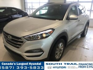 2017 Hyundai Tucson PREMIUM (DEMO) - HEATED SEATS/WHEEL, SUNROOF
