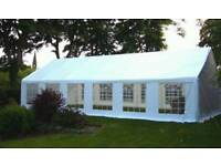 Marquee for sale 3m by 4m £80