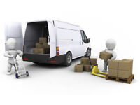 a reliable man and van available anytime just call today for a free quote