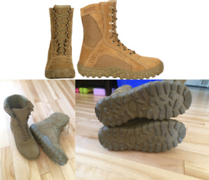 Men's Rocky S2V Coyote Tan - 9.5 Wide, barely used