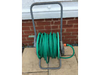 EXTRA LONG HOSE ON REEL