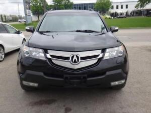 2008 Acura MDX Elite Tech 5sp at Navi|CAM|SH-AWD|Sunroof