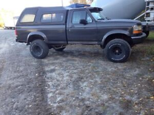Cab for 80-96 Ford truck