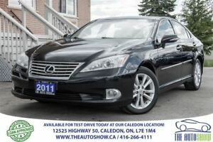 2011 Lexus ES 350 NAVIGATION | ACCIDENT FREE