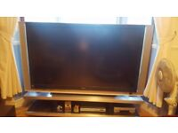 SONY TV 70inchwith STAND! Great for movies!