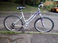 Woman's Bike: Giant Omni 197 C7 Hybrid