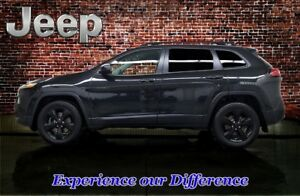 2016 Jeep Cherokee Sport Altitude 4x4
