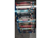 Blu Ray Bundle Commando, Rambo, Terminator, Gladiator, Godfather, Superman, Fight Club, Blade Runner