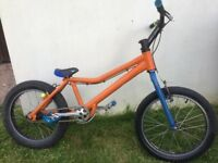 "Onza 20"" trials bike"