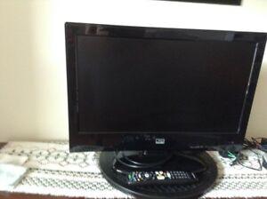 "24"" LCD Fluid TV"