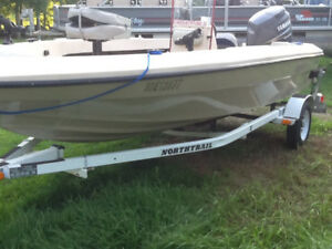 Great running boat package