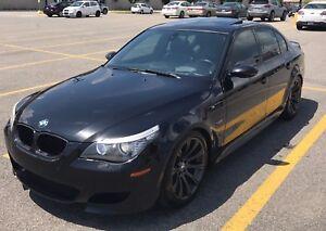 2008 BMW M5 Manual