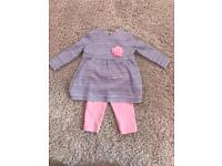 3-6 month joules outfit