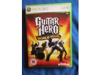 Guitar Hero World Tour for Xbox 360