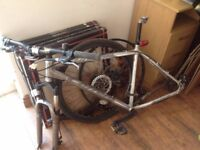 Bicycle for parts