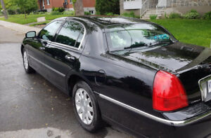 2011 Lincoln Town Car Berline