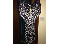Tabitha Webb designer dress - new