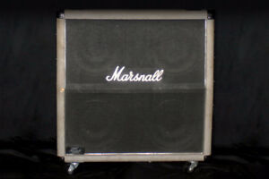 Marshall Silver Jubilee 4x12