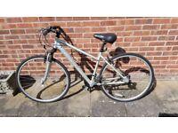 "Ladies 18"" Carrera Crossfire bicycle - as new **Bargain**"