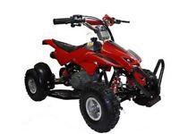 50 cc quad brand new 5 colours